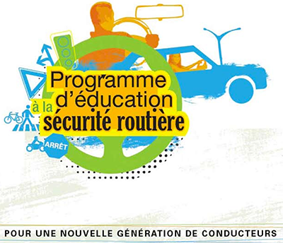 Programme d education securite routiere